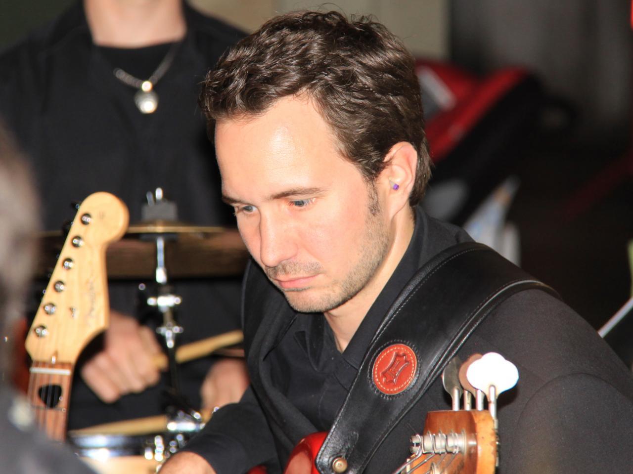 Damien Gisler